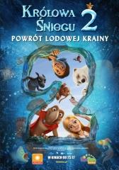Królowa Śniegu 2 - dodatkowy film wkinie BCK