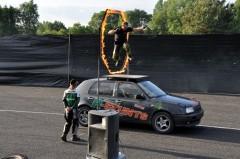 """Extrem Cascaders Team"" na Autodromie"