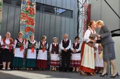 """Zespół """"Lawenda"""" zwycięzcą IPowiatowego Festiwalu Zespołów Ludowych"""