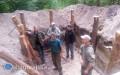 """Pasjonaci historii chcą odbudować ziemiankę """"Wira"""""""