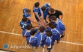 Grali młodzi koszykarze