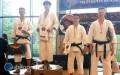 Karatecy zdobyli dwa złote ijeden srebrny medal