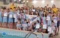 Medale biłgorajskich pływaków na ogólnopolskich zawodach pływackich