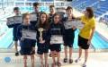 Medale pływaków na najważniejszych wsezonie zawodach centralnych