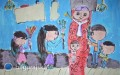 Tradycje wielkanocne oczami młodych artystów