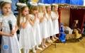Jasełka wwykonaniu przedszkolaków zPS Nr 3