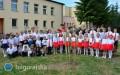 Przedszkolaki posadziły Dęby Niepodległości