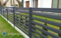 Nowoczesne ogrodzenia metalowe to trwałość iestetyka