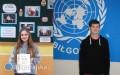 Uczniowie ILO im. ONZ stypendystami Ministra Edukacji Narodowej