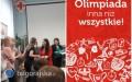 """Uczennica """"Budowlanki"""" wfinale Olimpiady PCK"""