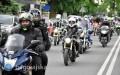 IV Spontaniczna Motomajówka. Setki motocyklistów wBiłgoraju