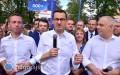 Premier iwicepremier zwizytą wBiłgoraju