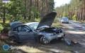 Dzieci ranne wwypadku, kierowca był nietrzeźwy