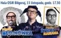 NEO-NÓWKA 15 listopada wBiłgoraju, wygraj wejściówki