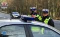 Zamknięta ulica iwięcej policji na drogach