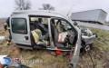 Czołowe zderzenie zciężarowką