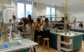 Zajęcia na Uniwersytecie Medycznym dla młodzieży zONZ-etu