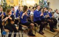 Koncert kolęd wwykonaniu Młodzieżowej Orkiestry Dętej