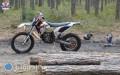 31-letni motocyklista trafił do szpitala