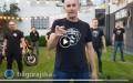 Motocykliści też przyłączyli się do #GaszynChallenge