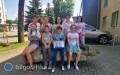 Dzieci zTereszpola przekazały maseczki dla ZOL wTarnogrodzie
