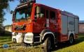 Nowy wóz strażaków zMajdanu Nepryskiego