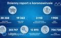 353 nowe zakażenia wwojewództwie lubelskim