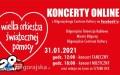 Koncert online zbiłgorajskiego sztabu WOŚP