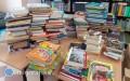 Książki wprezencie dla biblioteki wAleksandrowie wramach projektu www.poczytajmi.pl