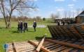 Wojewoda lubelski odwiedził tereny dotknięte skutkami nawałnicy