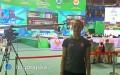 Zawodniczka Znicza na Mistrzostwach Świata