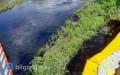 Wały przeciwpowodziowe wzdłuż Czarnej Łady