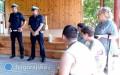 Policjanci u podopiecznych DPS
