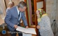 100-lecie urodzin mieszkanki Smólska Małego