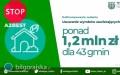 Ponad 1,2 mln zł na usuwanie azbestu wgminach woj. lubelskiego
