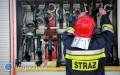 Ewakuacja klientów zmarketu wBiłgoraju