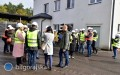 Wizyta ukraińskiej delegacji. Goście odwiedzili starostwo, szkoły iZakład Zagospodarowania Odpadów