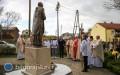 W Goraju odsłonięto ipoświęcono pomnik Stefana Kardynała Wyszyńskiego