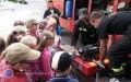 Przyjemnie zpożytecznym, czyli strażacy dzieciom
