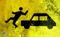 13-latek wtargnął na drogę wprost pod samochód