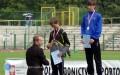 Dwa medale dla lekkoatletów