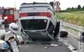 Wypadek na obwodnicy Frampola [AKTUALIZACJA]