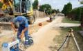W Sokołówce trwa budowa kanalizacji