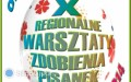 X Regionalne Warsztaty Metod Zdobienia Pisanek