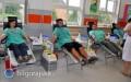 Padł kolejny rekord - 80 osób oddało krew wŁukowej