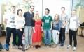 Wizyta studentów zAlgierii, Brazylii iGruzji wZSZiO wBiłgoraju